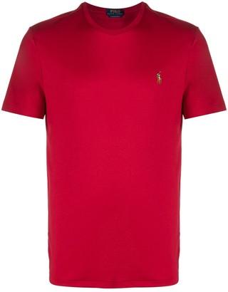 Polo Ralph Lauren short sleeve embroidered logo T-shirt