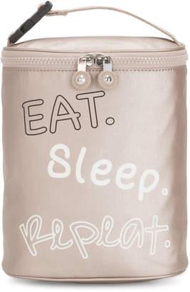 Kipling Baby Bottle Case Metallic Insulated Travel Case