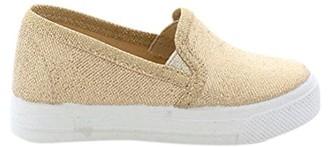 Cheiw 47106 Unisex Children's Sandals Silver Size: 21 EU