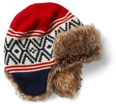 Gap Alpine fair isle trapper hat