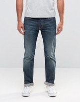 Lee Powell Slim Jeans Bounce Blue