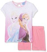 Disney Walt Girl's 43937forwardslash10AZ Pyjama Set