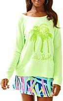 Lilly Pulitzer Sandy Popover Pullover