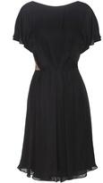 Jason Wu Lace-trimmed Silk Dress