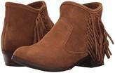 Minnetonka Blake Boot (Dusty Brown Suede) Women's Pull-on Boots
