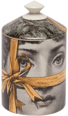Fornasetti La Femme Aux Moustaches Otto-scented Candle - Black White