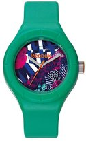 Reebok Warmup Lady Flomash Women's Analog Training Watch with Floral Dial RF-TWF-L2-PTPT