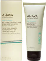 Ahava Age Perfecting Hand Cream