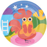 French Bull NEW Farm Series Plate Rooster