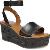 Franco Sarto Jovie Platform Wedge Sandals Women's Shoes
