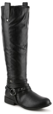 Journee Collection Walla Wide Calf Riding Boot