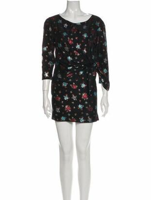 Lake Studio 2019 Mini Dress w/ Tags Black