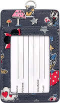 Cath Kidston Mickey and Minnie Little Patches I.D Tag