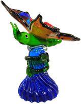 Dale Tiffany Dale TiffanyTM 8.25-Inch Butterfly Art Glass Sculpture