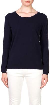 Skin and Threads Cashmere Boyfriend Sweater
