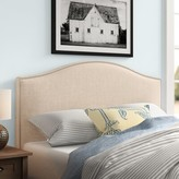 Three Posts Pine Plains Upholstered Panel Headboard Size: Full/Queen