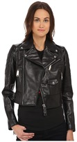 DSQUARED2 Icon Kiodo Leather Jacket