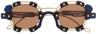 Kuboraum V1 Sun Mask sunglasses