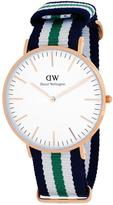 Daniel Wellington Classic Nottingham Collection 0108DW Men's Analog Watch