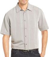 Van Heusen Short-Sleeve Striped Shirt