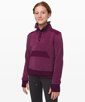 Lululemon To The Peak Pullover *Sweater Fleece