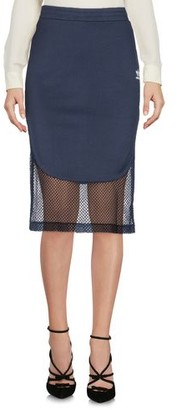 adidas Knee length skirt