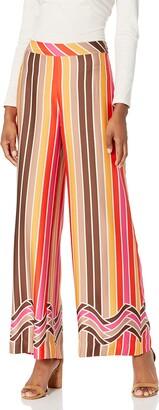 Trina Turk Women's Wide Leg Pant