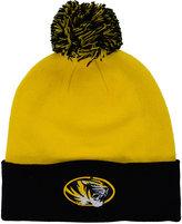 Top of the World Missouri Tigers 2-Tone Pom Knit Hat