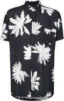 OSKLEN flower print shirt