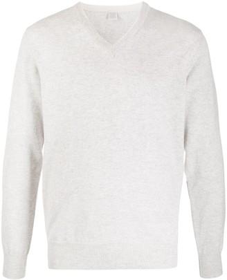 Eleventy V-neck cashmere pullover