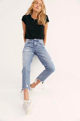 We The Free Good Time Relaxed Skinny Jeans