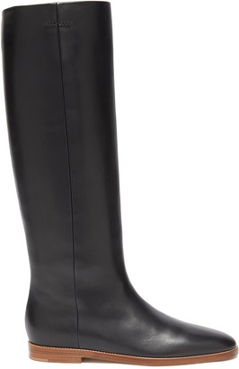 Gabriela Hearst Skye' leather riding boots