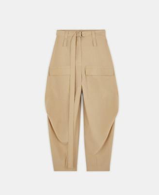 Stella McCartney adaline voluminous trousers