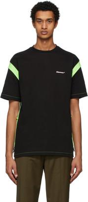 Ader Error Black Cord T-Shirt