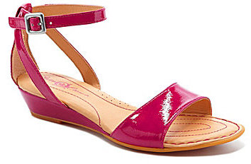 Born Crown Landis Ankle-Strap Sandals