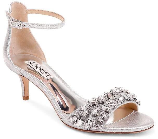 a4896bd07c0e Badgley Mischka Heeled Women s Sandals - ShopStyle