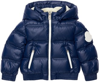 Moncler Citisio Laque Nylon Down Jacket