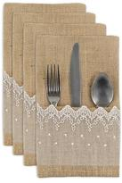 Flatware Holders - Set of 4