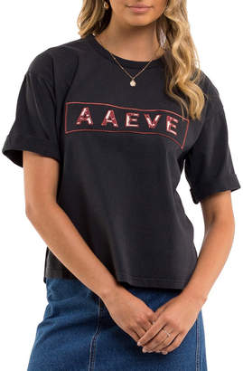 All About Eve Aaeve Leopard Tee