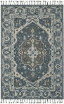 Safavieh Aspen Collection APN230 Rug, Dark Blue/Grey, 5'x8'