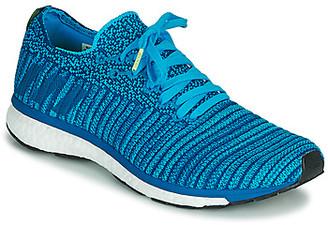 adidas adizero prime girls's Sports Trainers in Blue