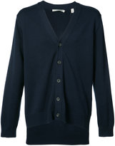 Vince knitted cardigan - men - Cotton/Nylon/Viscose/Cashmere - S