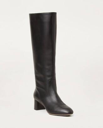 Loeffler Randall Gia Tall Boot Black