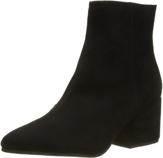 Buffalo London 416-8225 Suede Womens Ankle Boots