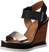 Calvin Klein Women's Padrina Wedge Sandal