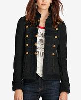 Denim & Supply Ralph Lauren Long-Sleeve Military Coat