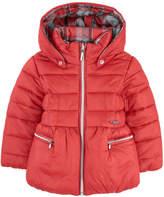 Mayoral Reversible padded coat