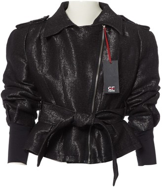 Gianfranco Ferre Gf Black Wool Jackets