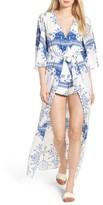 Lovers + Friends Women's Ashton Romper Maxi Dress