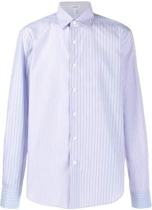 Loewe long sleeves striped shirt